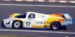 1984 Le Mans 956 dallas