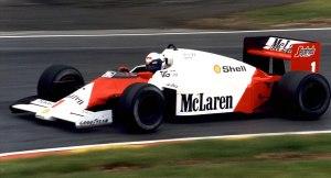 TAG-Porsche F1 1986